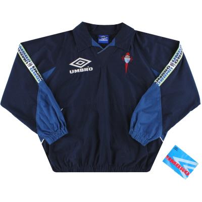 1998-99 Celta Vigo Umbro Drill Top *BNIB* S