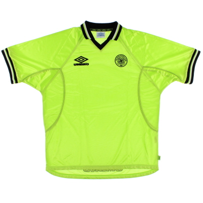 1998-99 Celtic Training Shirt XXL