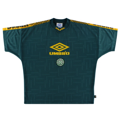 1998-99 Celtic Umbro Training Shirt *Mint* L