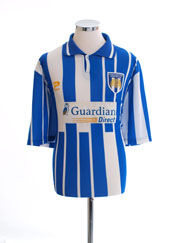 1998-99 Colchester United Home Shirt XL