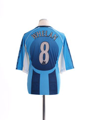 1998-99 Coventry Home Shirt Whelan #8 L