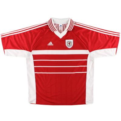 1998-99 Crewe Alexandra adidas Home Shirt XL