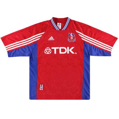 1998-99 Crystal Palace adidas Home Shirt *Mint* L