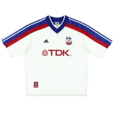 1998-99 Crystal Palace Away Shirt *Mint* M