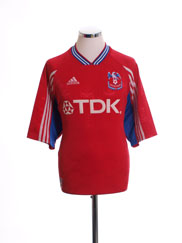 1998-99 Crystal Palace Home Shirt Y