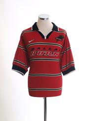 1998-99 Dallas Burn Home Shirt L