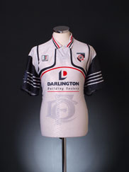 1998-99 Darlington Home Shirt L