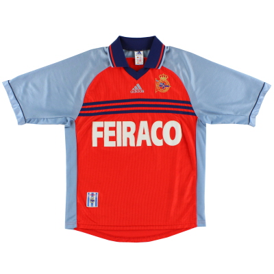 1998-99 Deportivo Away Shirt M