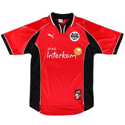 1998-99 Eintracht Frankfurt Home Shirt M
