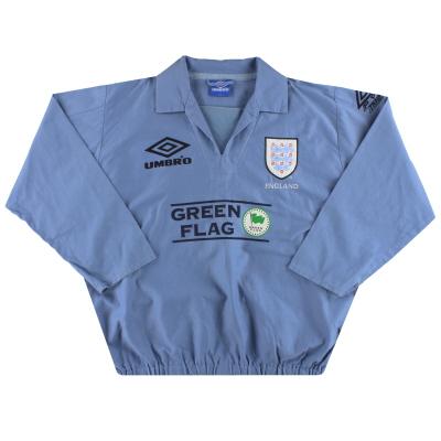 1998-99 England Umbro Drill Top XXL