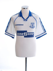 1998-99 Everton Away Shirt