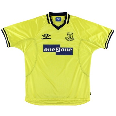 1998-99 Everton Third Shirt
