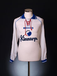 1998-99 FC Copenhagen Home Shirt L/S M