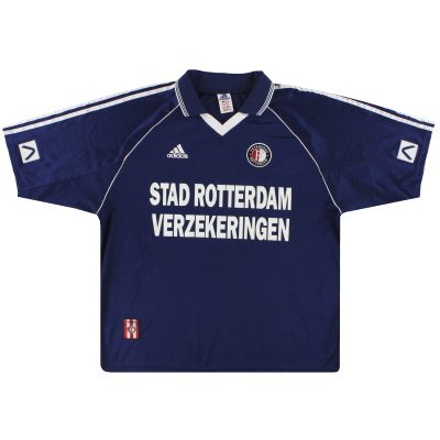 1998-99 Feyenoord adidas Away Shirt XXL