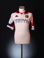 1998-99 Genoa Away Shirt L