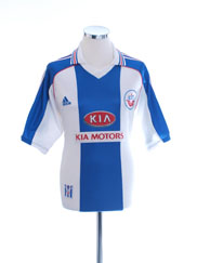 1998-99 Hansa Rostock Home Shirt