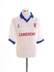 Hartlepool United  Away camisa (Original)