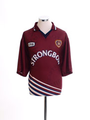 1998-99 Hearts Home Shirt L