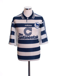1998-99 Hertha Berlin Home Shirt XL