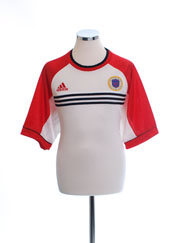 1998-99 Hong Kong adidas Training Shirt XXL