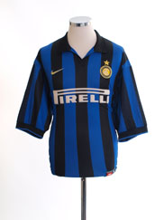 1998-99 Inter Milan Home Shirt M