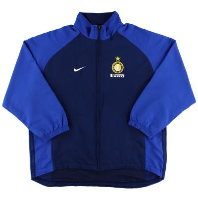 1998-99 Inter Milan Nike Track Jacket L