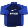 1998-99 Inter Milan Nike Track Jacket XL