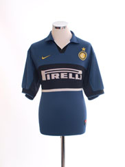 1998-99 Inter Milan Third Shirt XL
