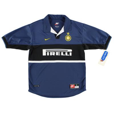 1998-99 Inter Milan Third Shirt *w/tags* L.Boys
