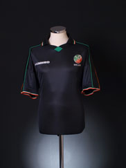 1998-99 Ireland Player Issue Away Shirt XL