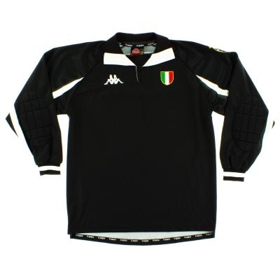 1998-99 Juventus Goalkeeper Shirt XL