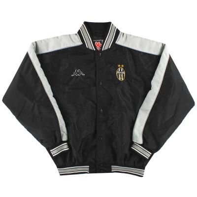 1998-99 Juventus Kappa Bomber Jacket *Mint* XL