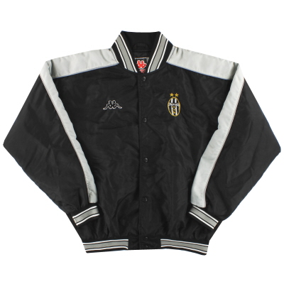 1998-99 Juventus Kappa Bomber Jacket *Mint* L