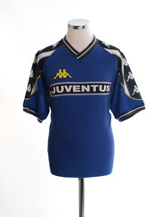 1998-99 Juventus Training Shirt XL