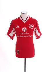 1998-99 Kaiserslautern Home Shirt L