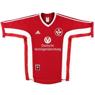 1998-99 Kaiserslautern Home Shirt S