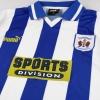 1998-99 Kilmarnock Puma Home Shirt XL