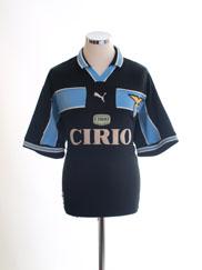 1998-99 Lazio Away Shirt L
