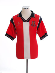 1998-99 Lincoln City Home Shirt S