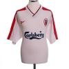 1998-99 Liverpool Away Shirt Owen #10 *BNWT* XL