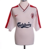 1998-99 Liverpool Away Shirt Redknapp #11 XL