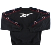 1998-99 Liverpool Reebok Sweatshirt M