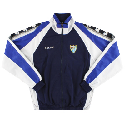 1998-99 Malaga Kelme Track Top XL