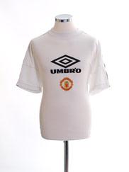 1998-99 Manchester United Training Shirt M