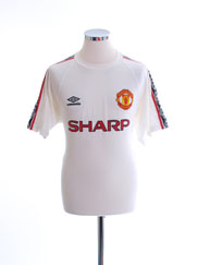 1998-99 Manchester United Training Shirt S