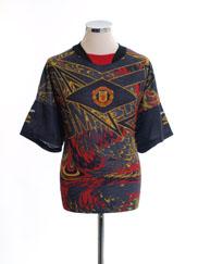 1998-99 Manchester United Umbro Training Shirt XL