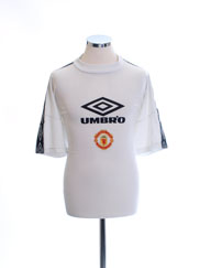 1998-99 Manchester United Umbro Training Shirt L
