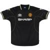 1998-99 Manchester United Umbro Third Shirt Yorke #19 M