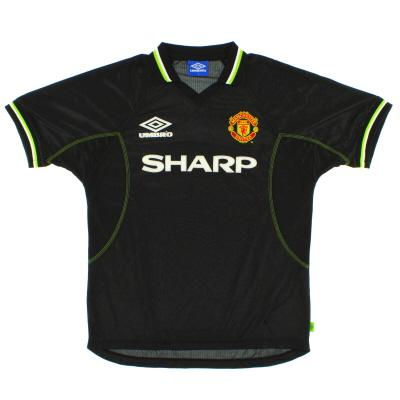 1998-99 Manchester United Umbro Third Shirt M