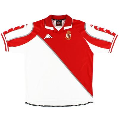 1998-99 Monaco Home Shirt XL